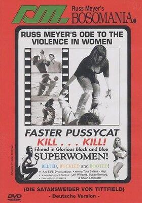 RUSS MEYER COLLECTION - DIE SATANSWEIBER VON TITTIFIELD  DVD NEU