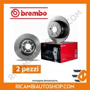 3C5 2 DISCHI FRENO ANTERIORE BREMBO VW PASSAT VARIANT 2.0 TDI 16V KW:103 2005/>