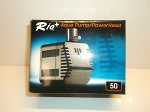 Honest 000676012529 Rio Plus 50 Aqua Pump We Have Won Praise From Customers Fish & Aquariums Cleaning & Maintenance