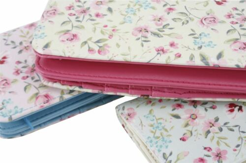 Colour may vary Wild /& Free Floral Design Ladies Wallet Purse