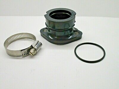 new polaris indy xc xcr 600  intake boot flange manifold 1994 1995 1996 1997