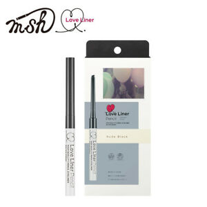 MSH-LOVE-LINER-Waterproof-Gel-Pencil-Eyeliner-NUDE-BLACK-NEW