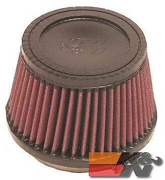 K&N Universal Clamp-On Air Filter For 4FLG, 5-3/8B, 4-3/8T, 3-1/2H RU-2510