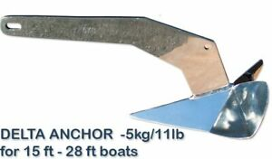 Boat-Anchor-Delta-style-5-kg-stainless-11-lb