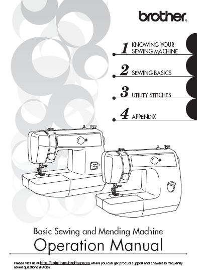 brother ls 2125i sewing machine owner s manual on cd ebay rh ebay com Brother Sewing Machines at Sears brother sewing machine instructions ls 2125