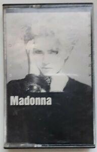 Madonna Cassette 1983 Sire Records