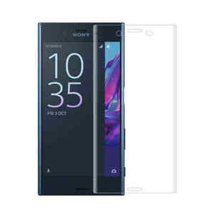 4D-Curved-0-3-mm-H9-Hart-Glas-Transparent-Folie-fuer-Sony-Xperia-XZ2-Schutz-Neu