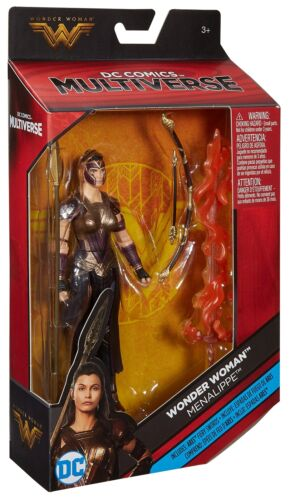 6 DC Comics Multi-Univers Wonder Woman Menalippe Figure