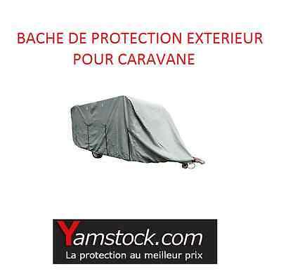 Bache De Protection Pour Caravane Sur Mesure Xxl 710 X 250 X 220 Cm