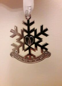 CDH UK Snowflake Hanging Decoration