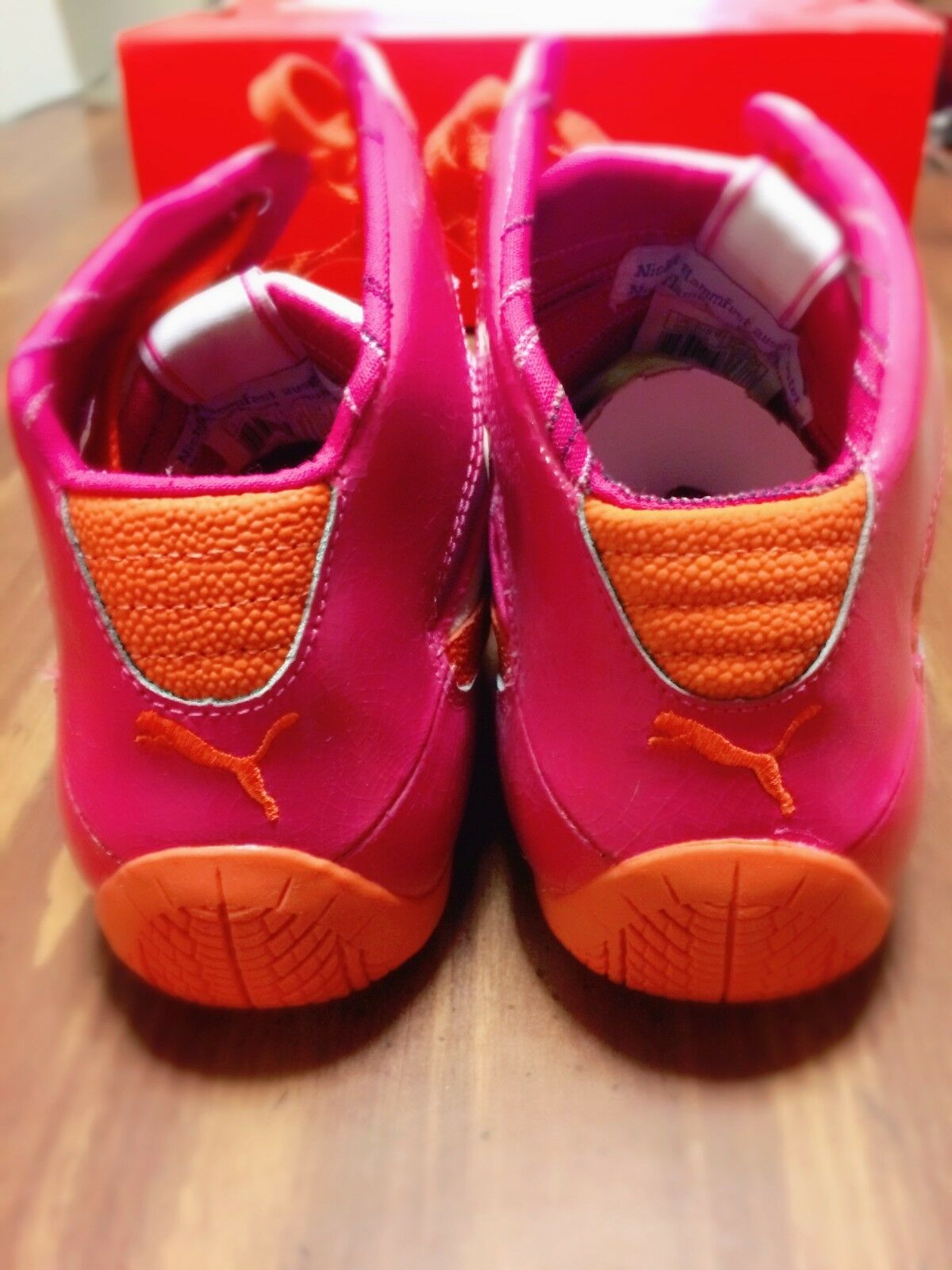 Puma Speed Cat 2.9 Nacar Driving shoes Sneakers Sneakers Sneakers Breakdance Pink Hip-Hop a9ed5d