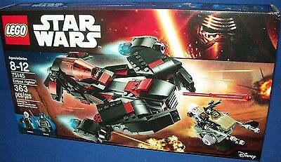 100% Vero Lego 75145 Eclipse Fighter ~ Star Guerre Nisb Nuovo Fornitura Sufficiente