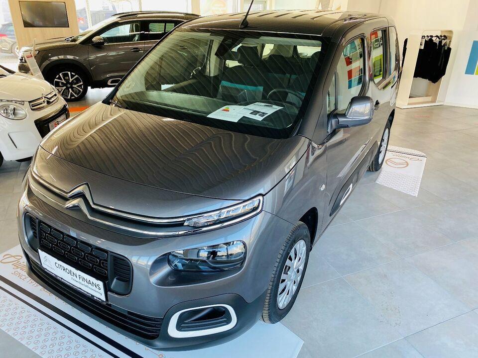 Citroën Berlingo 1,5 BlueHDi 100 Iconic Diesel modelår
