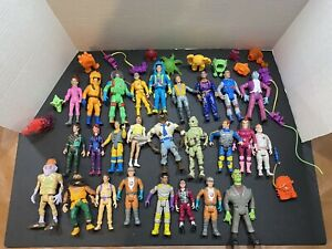 Vintage-1980s-Real-Ghostbusters-Toy-Action-Figure-Ghost-Lot-Kenner