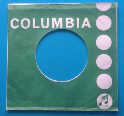Music Knowledgeable Ten Replicas Of Original Used Columbia Label Company Record Sleeve,pack Of 10
