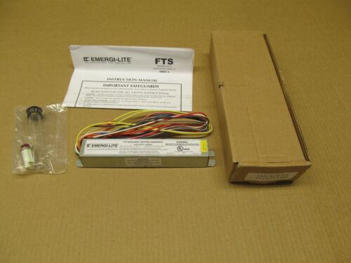 1 NIB EMERGI-LITE FTS AUXILIARY EMERGENCY TRANSFER SWITCH 120//277 VAC 2.0 WATTS