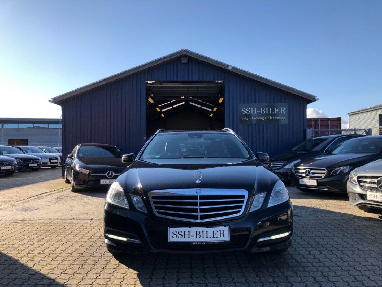 Mercedes E220 2,2 CDi Avantgarde stc. aut. BE 5d - 159.995 kr.