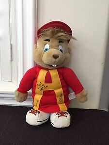 CHIPMUNKS..ALVIN... Signed By Three Chipmunk Characters...collectible
