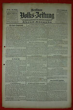 BERLINER VOLKS-ZEITUNG (13.12.1907): Vom Automobil totgefahren