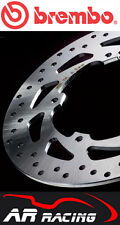 Brembo Replacement Rear Brake Disc to fit Honda XLR 250 Baja 1988-1990