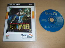 SOUL REAVER 1 - Legacy Of Kain  SO Pc Cd Rom FAST POST