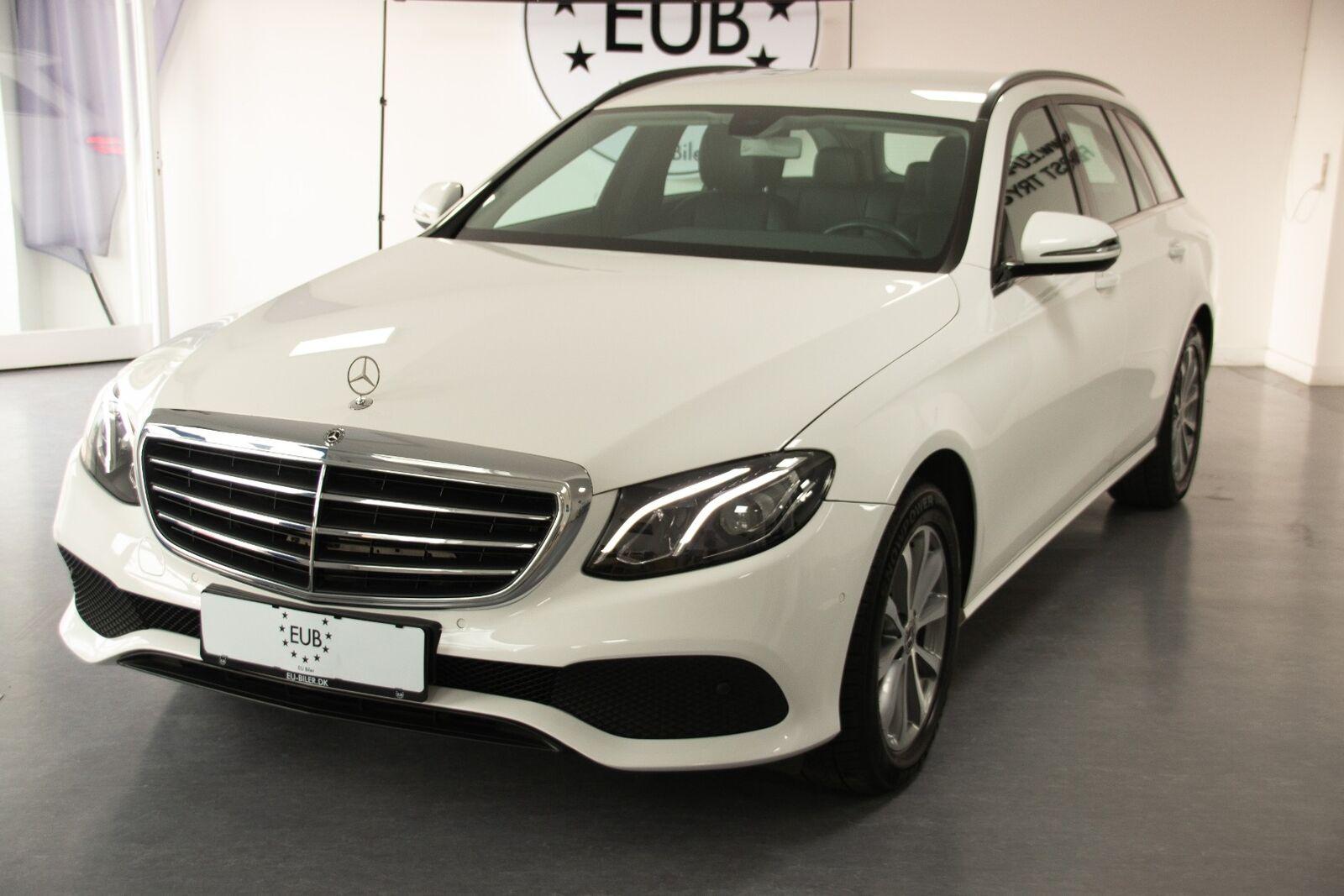 Mercedes E220 d 2,0 stc. aut. 5d - 345.000 kr.