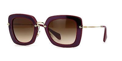 3396b3e7e6d NEW Miu Miu MU07OS UFY6S1 Sunglasses