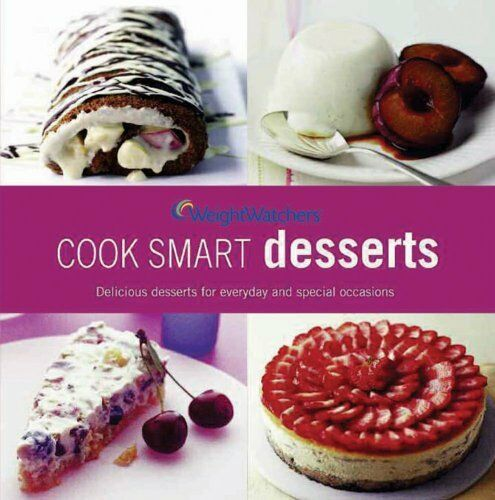 Weight Watchers Cook Smart Desserts By Ashworth, Sue Ashworth