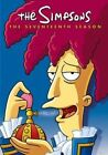 Simpsons Complete Seventeenth Season - DVD Region 1 Shi