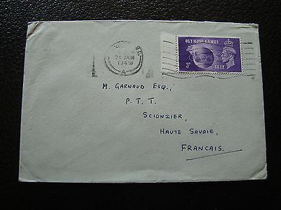 Vereint Königreich Modische Muster Vereinigtes Königreich Umschlag 1949 cy35