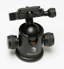 BEIKE BK-03 Camera Ball and Socket Tripod Head. Ballhead.