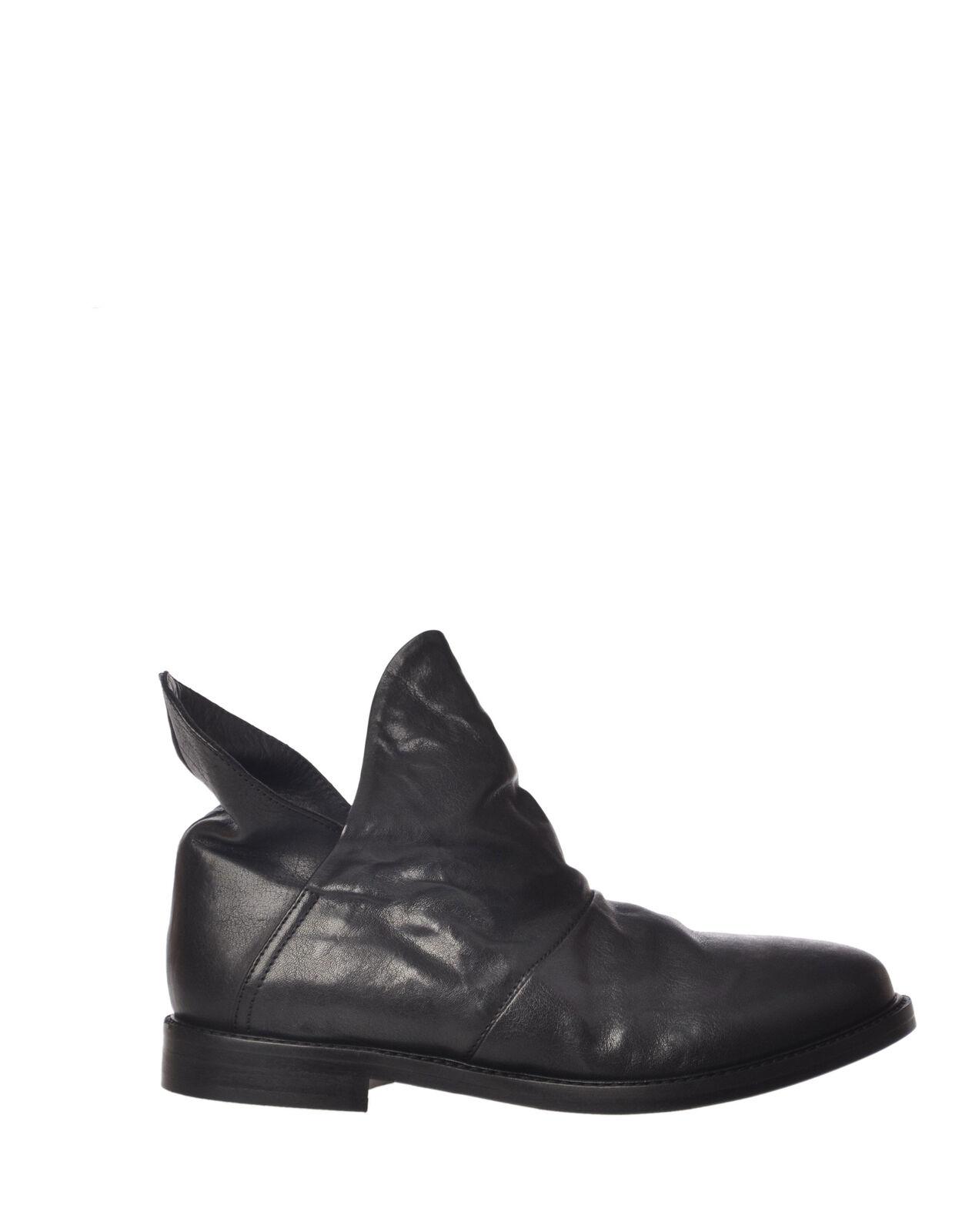 Lemarè  -  botas al al al tobillo - Mujer - Negro - 4033130A181449  edición limitada
