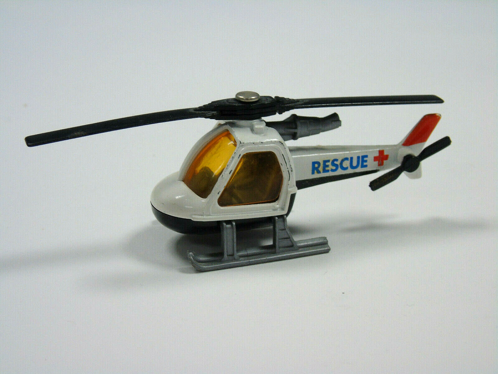 MB-75 Matchbox 1982 Rescue Helicopter Lesney Made In England
