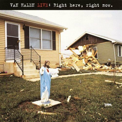 1 of 1 - Van Halen - Live: Right Here Right Now [New CD] UK - Import
