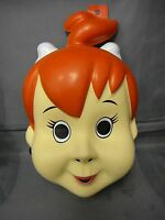 The Flintstones Pebbles Teen/adult Size Halloween Mask Pvc