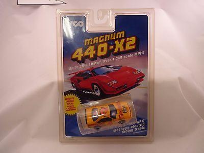 Analytical Tyco Magnum 440-x2 #9014t 1/ea Kodak Film #4 Chevy Elektrisches Spielzeug