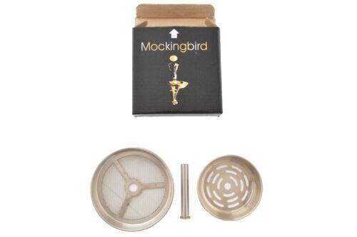 Aladin Shisha Mockingbird with handle Hookah Burner Attachment Waterpipe Screen