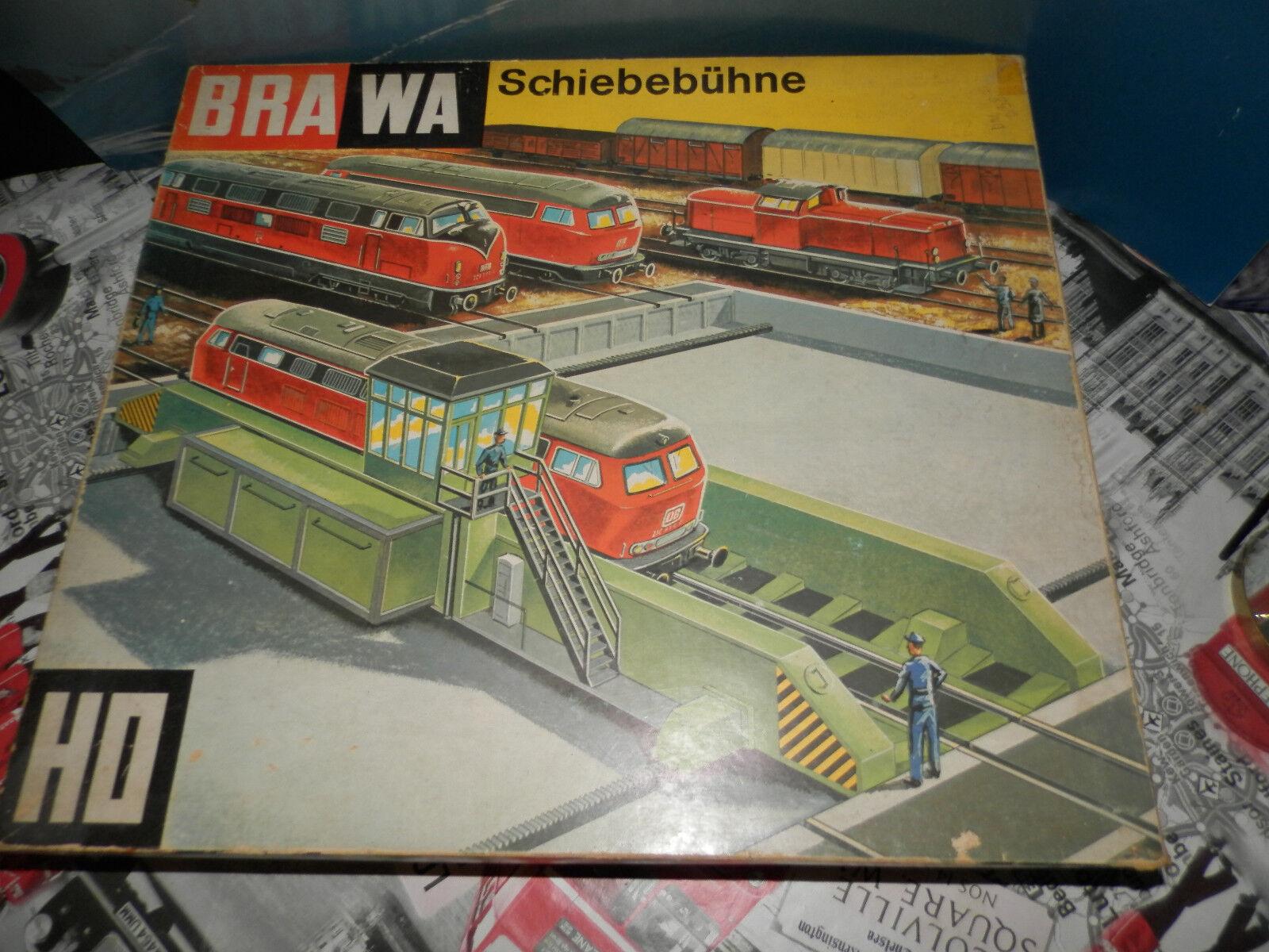 Rare  HO HO HO Brawa 1180 Transfer lift c9bfb8