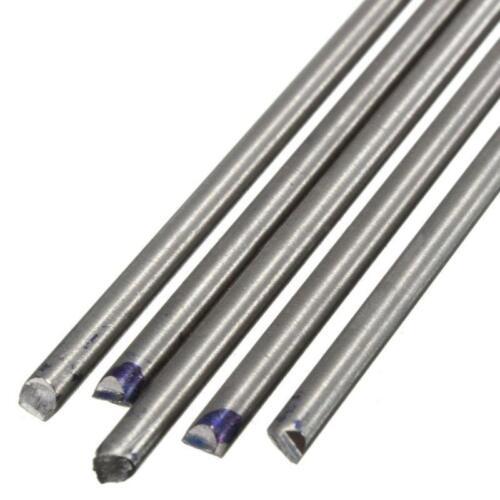 5pcs 5x250mm Titanium Ti Grade 5 Gr.5 GR5 Metal Rod Diameter 5mm Length 25cm
