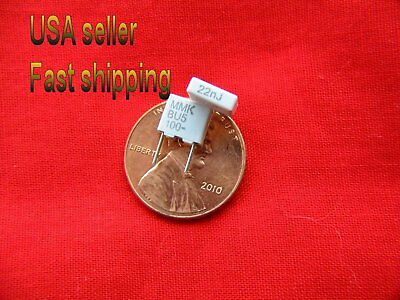 25pc gry 0.022uf, 22nf .022uf 630v metalized film capacitors