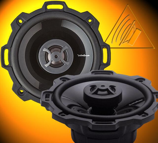 Rockford Fosgate PUNCH p1 p142 10 cm 2 Voies Coaxial Haut-parleurs Paire