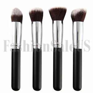 4Pcs-Makeup-Brushes-Tool-Set-Cosmetic-Eyeshadow-Face-Powder-Foundation-Brush-New