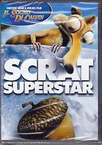 2-DVD-Caja-Scrat-Superstar-El-el-Sueno-Por-Calvin-Nuevo-2002