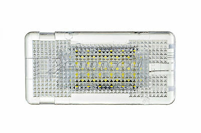 1x BMW Footwell Trunk Boot Glove Box 18 LED Interior Lamp Light Xenon White
