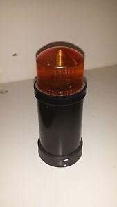 Balise Lumineuse Flash 5 Joule Orange 24 V Ca Cc Schneider Xvb L6b5 *neuf* RafraîChissant Et BéNéFique Pour Les Yeux