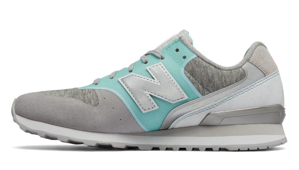 NEW BALANCE donna WL696NOB RE-ENGINEErosso RUNNING RUNNING RUNNING CLASSICS grigio MINT scarpe da ginnastica 6-9 30bb52