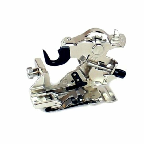 Janome Acufeed Ruffler Foot 9MM Width #202095004 For Memory Craft Sewing Machine