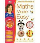 Maths Made Easy Ages 6-7 Key Stage 1 Beginner by Carol Vorderman (Paperback, 2011)