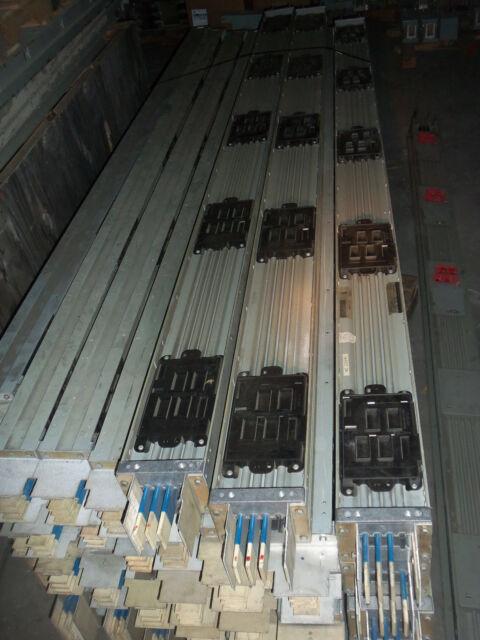 GE DH DP4HA01SL10 100A 100 A AMP 600V 3PH 4W STYLE 2 10/' BUSWAY BUS WAY BUSSWAY