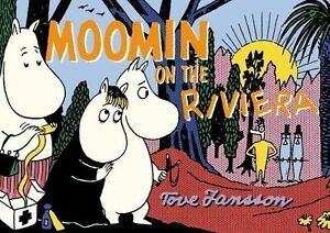 Moomin-on-the-Riviera-by-Jansson-Tove-Paperback-book-2014